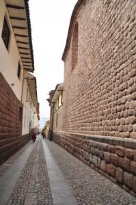 Calles típicas de Cuzco