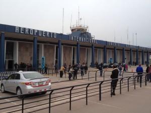 Aeropuerto de Cuzco
