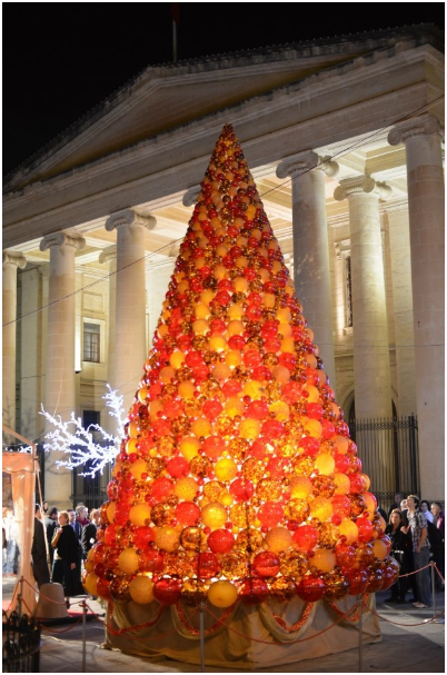 Árbol de Navidad de Malta