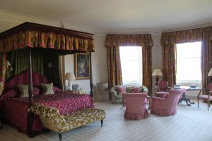 Una de nuestras habitaciones, parecen sacadas de una película.