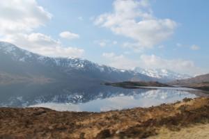 Un ejemplo de las maravillas que ofrece Escocia.