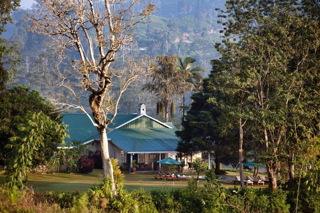 Castlereagh bungalow, uno de los Tea Trails de Resplendent Ceylon
