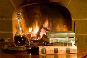 Norwood fireplace
