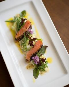 food - salmon