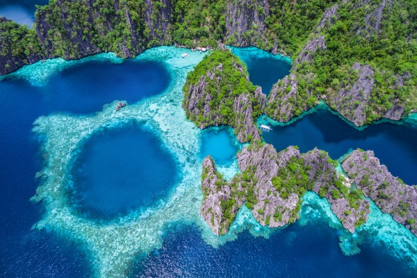 Palawan Philippines - Coron Island