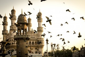 Closer to India