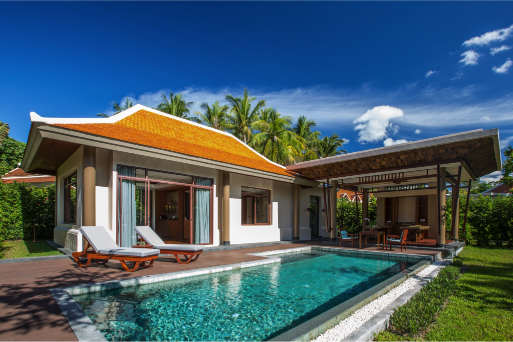 Family Villa with private pool
