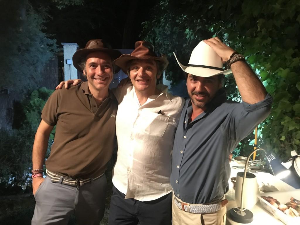 Mucho Sombrero y poco Cowboy